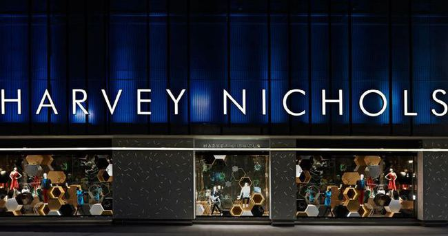 Harvey Nichols yaza hazır