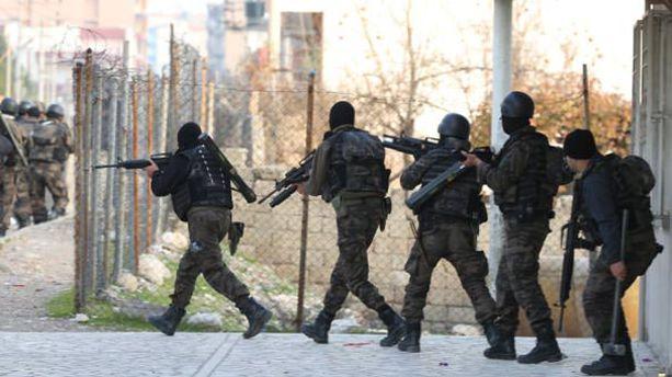 Sur ve İdil'de terör operasyonu