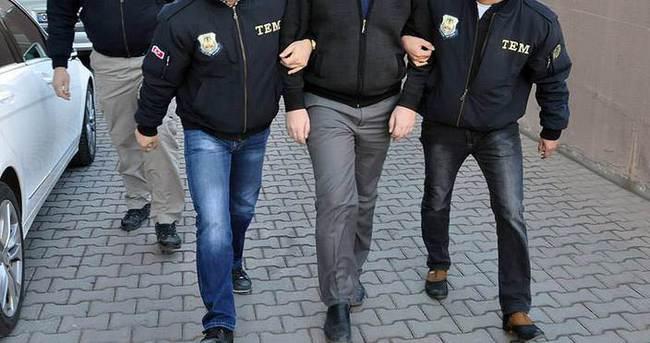Kastamonu'da PDY operasyonu: 8 gözaltı