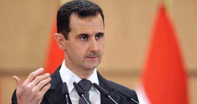 Suriye'de Esad ateşkesi bozdu!