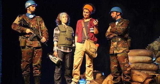 Şehir Tiyatroları bu hafta 16 oyun sahneleyecek