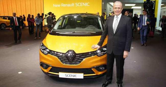 Renault'tan iki dünya prömiyeri