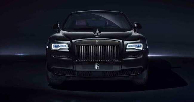 Rolls-Royce'tan 'Black Badge'