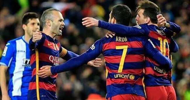 Iniesta'dan Arda'ya destek