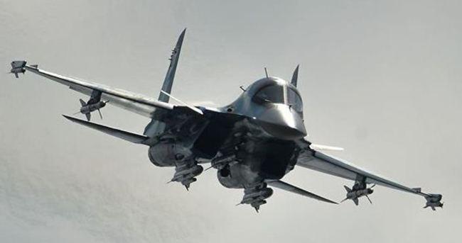 Rus uçakları İdlib'te ateşkesi ihlal ediyor