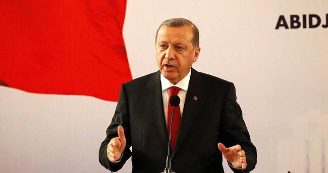Cumhurbaşkanı Erdoğan: Hedefimiz 1 milyar dolar