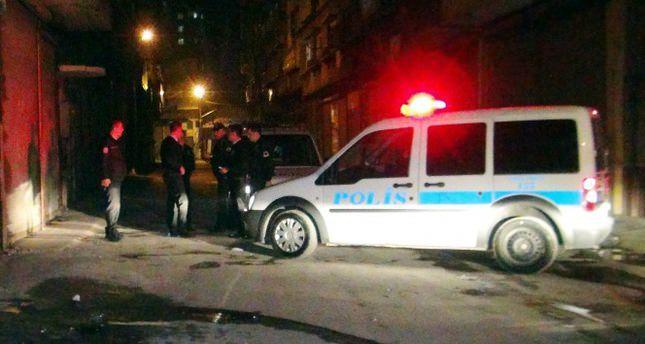 'Dur' ihtarına uymayan şahıs polisi alarma geçirdi