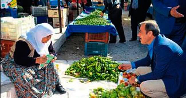 Denizli'de çiftçilere 27 milyon lira destek
