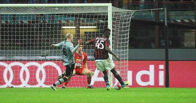 İtalya Kupası'nda ilk finalist Milan