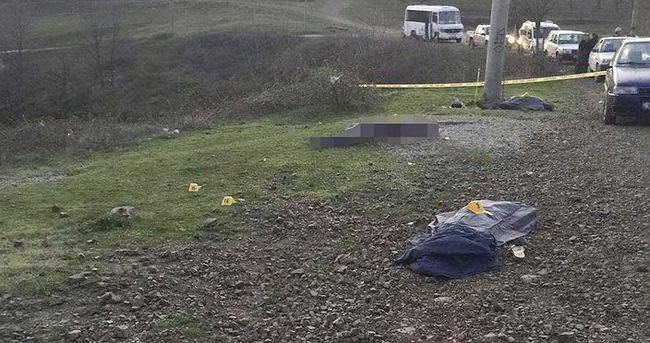 3 kişiyi öldürüp intihar etti