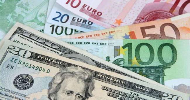 Döviz kurları Euro ve Dolar fiyatları