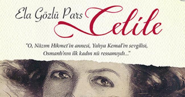 Osman Balcıgil'in 'Ela gözlü Pars: Celile' destek yayınlarında