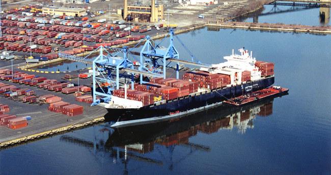 UİB'ten 1 ayda 2 milyar 44 milyon lira ihracat