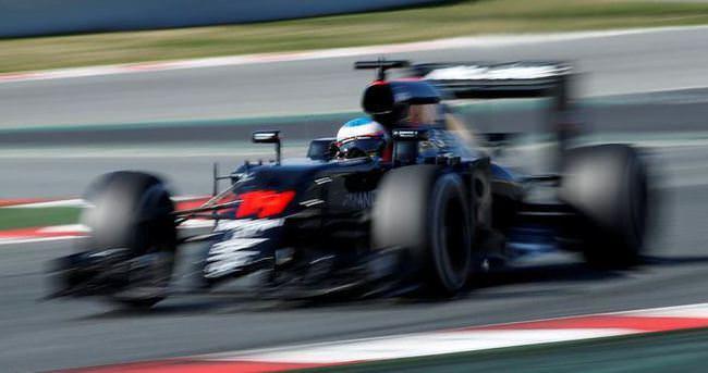 Formula 1'de Bakü'nün elçisi Alonso