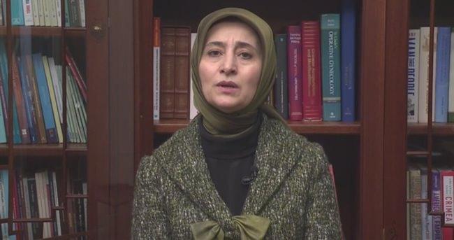 Sare Davutoğlu engelliler için fuara katıldı