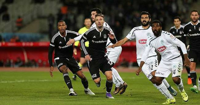 Konyaspor - Beşiktaş maçı ne zaman saat kaçta hangi kanalda?
