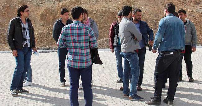 Suşehri'nde öğrenci kavgası: 25 gözaltı