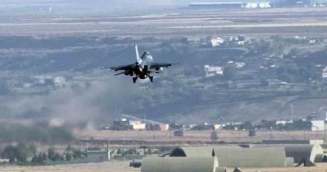 Cehennem Deresi'ndeki PKK'lılar bombalandı