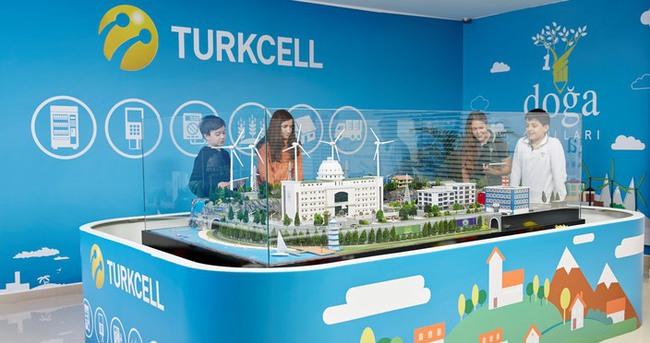 Doğa Okulları'nda Turkcell Teknolojisi