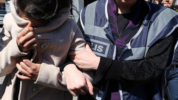 O ilde PKK'ya eleman temin eden kişi yakalandı
