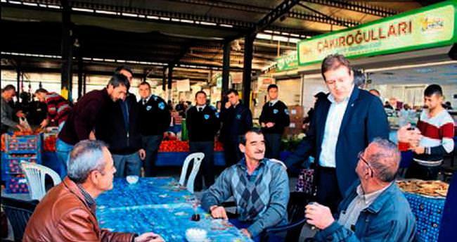 AK Parti Denizli'de hedef 300 bin üye