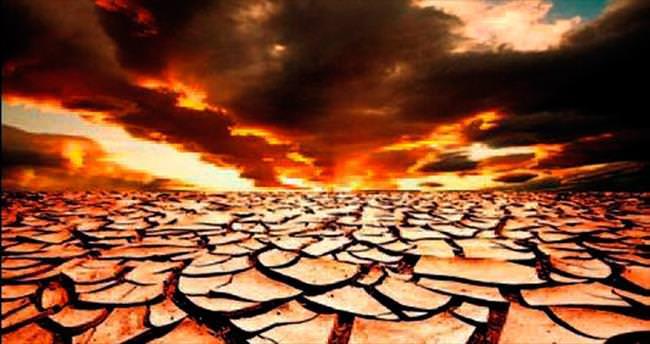 Son 900 yılın en kötü kuraklığı