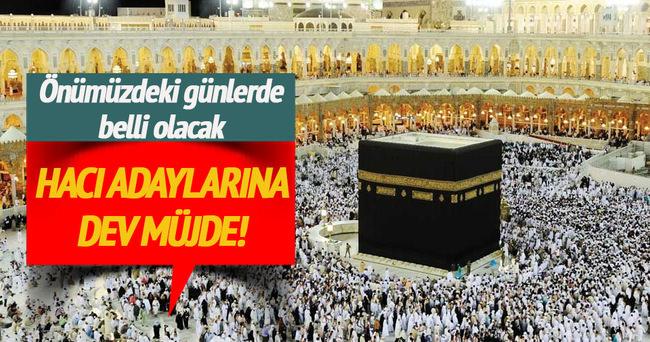 Türkiye talep etti! Hacı adaylarına müjde