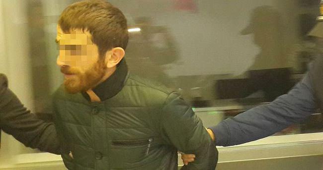 Adliye önünden kaçırılan tutuklu yakalandı