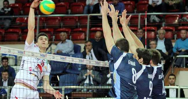Arkas Spor, Avrupa'ya veda etti