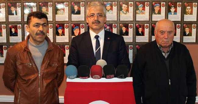 Şehit ailelerinden Demirtaş'a tepki