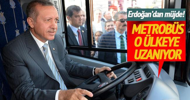 Erdoğan: Gana'ya 30 otobüs hediye edilecek