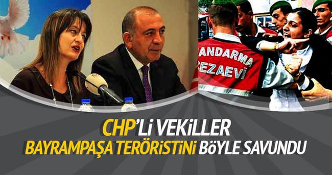 CHP'li vekiller Bayrampaşa teröristlerini böyle savunmuş!