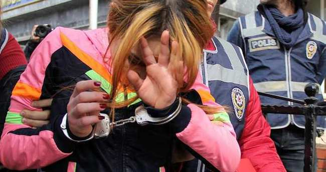 Polis, 300 kamerayı inceleyerek yakaladı