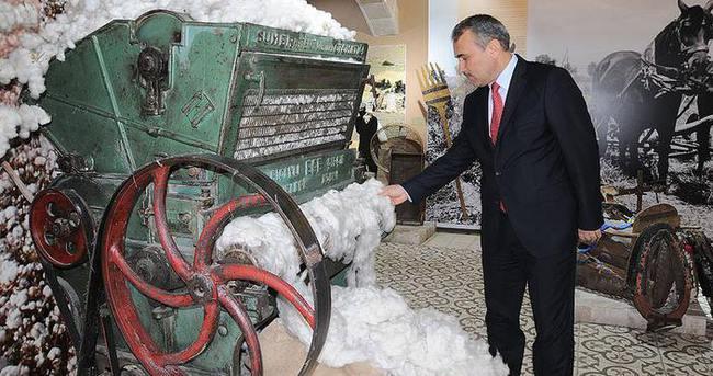 Unutulmuş tarım aletleri Hatay'daki müzede