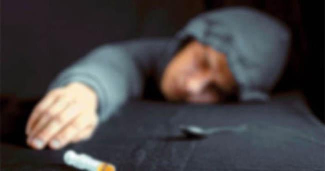 Uyuşturucu kullanan genç ölü bulundu!