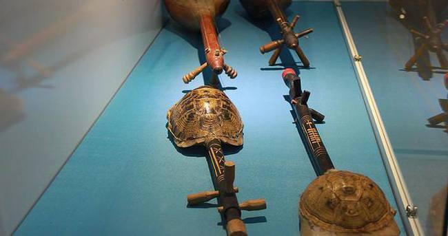 Müzik tarihine yolculuğa çıkaran müze