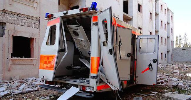'Rusya ve Esed rejimi hastaneleri kasıtlı hedef alıyor'
