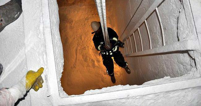 Kireç silosuna düşen işçi hayatını kaybetti