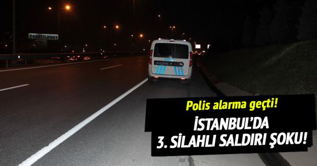 İstanbul'da 3. saldırı şoku!