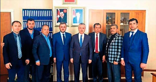 AK Parti yönetiminin heybesi dolu