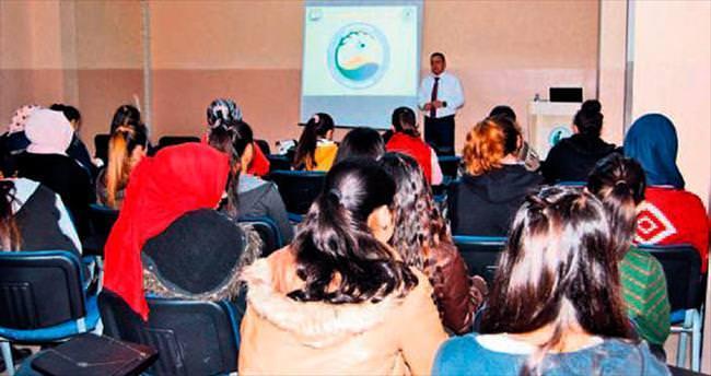 Kızılcahamam'da Doğa Bilinci ve Jeopark eğitimi tamam