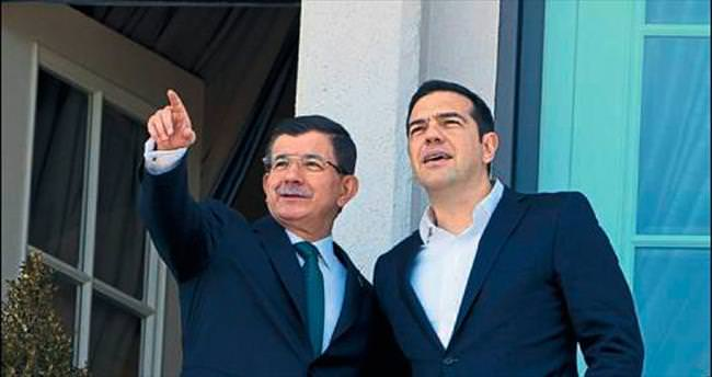 İTO, Davutoğlu ve Çipras'ı ağırlayacak