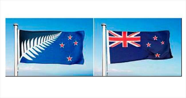 Yeni Zelanda halkı yeni bayrağı seçiyor