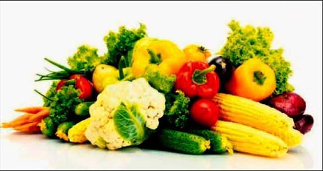 Prostat kanserine karşı sebze meyve
