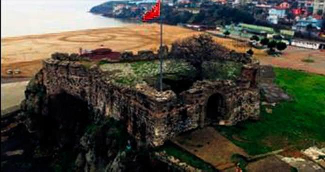 Riva Kalesi restore edilecek