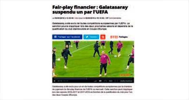 PSG'ye başka, G.Saray'a başka!