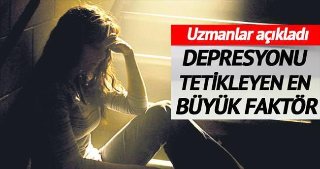 Depresyon, vücutta iltihapla ilişkili çıktı
