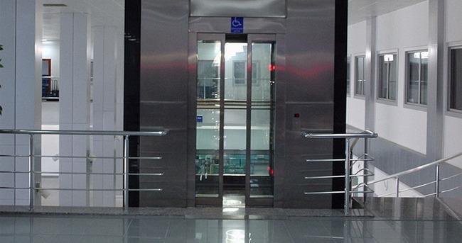 Asansörlere kişi sayısı ayarı
