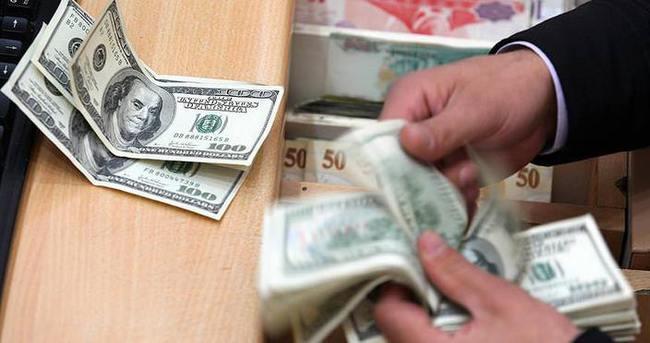 Dolar 2,92'nin altında dengelendi