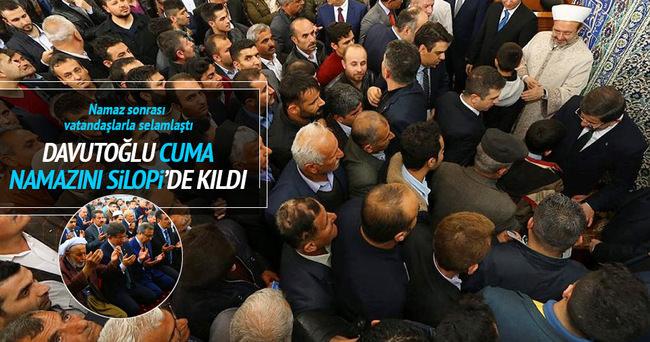 Başbakan Şırnak'ta!